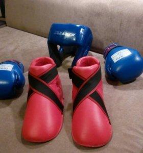 Защита для боевых видов спорта