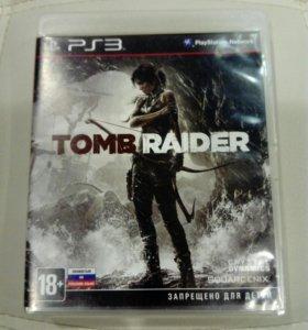 Tomb Rider PS3