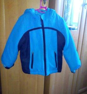 Куртка зимняя с подстежкой