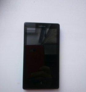Телефон Nokia X Dual SIM