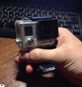 Go Pro Hero3+ Black Edition