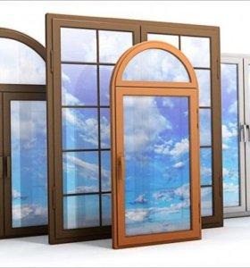 Производство пластиковых окон и балконов