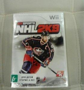 NHL 2K09 Nintendo Wii