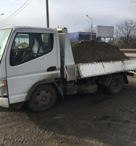 Щебень песок Чернозем отсев инертные материалы