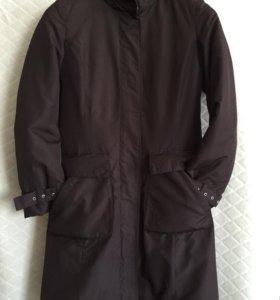 Пальто(куртка, пуховик) S'Oliver, демисезон, р42.