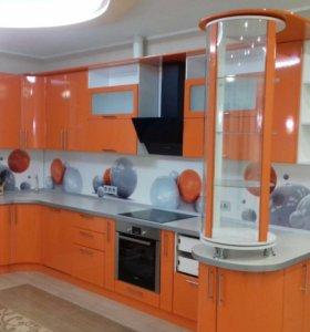 Кухонный гарнитур МДФ-0374