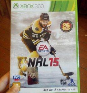 Хоккей на XBOX 360