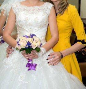 Платье свадебное шикарное !!!