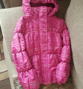 Куртка холодная осень-зима