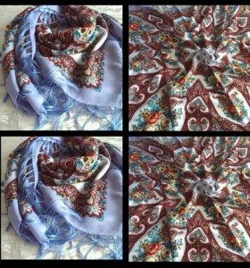 Павлопосадский платок, платки