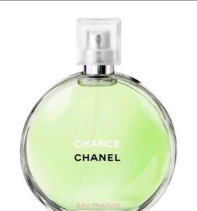 Туалетная вода Chance Chanel