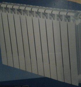 Радиатор биометал новые