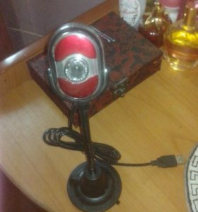Web-камера для ПК и ноутбука