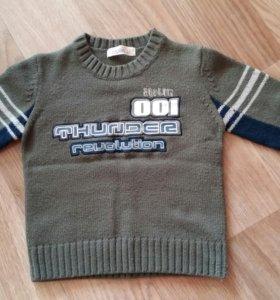 "Пуловер шерстяной ""Zeplin"""