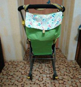 Санки-коляски детские Nika