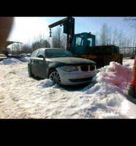 Разбираем BMW 116i e87 n45b16 мкпп