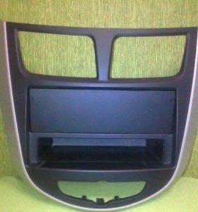 Рамка Hyundai solaris