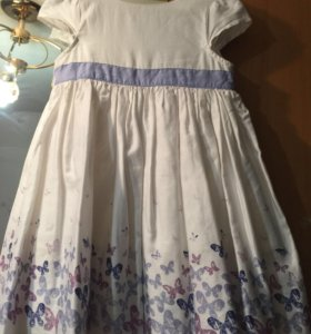 Платье mothercare размер 96 см- 110