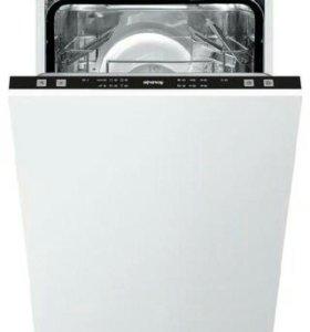 Посудомоечную машину Gorenje MGV5121