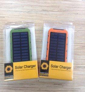 Зарядное устройство на солнечной батареи