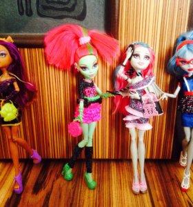 """Куклы """"Monster High"""" набор!"""