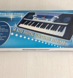 """Синтезатор """"Elenberg MS-5420"""""""