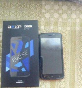 Телефон  DEXP IXION E145 Срочно продам!