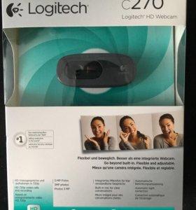 Новая web камера
