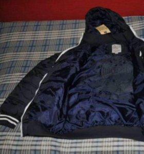Новая куртка Devergo