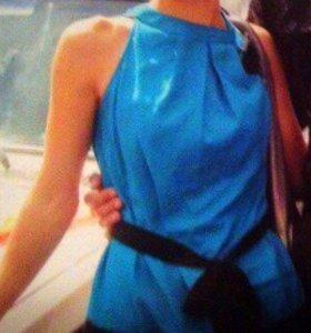 Блузка платье женская