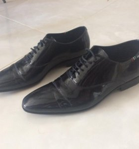 Туфли лаковые (натур)
