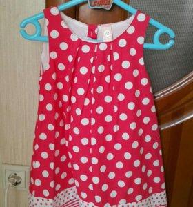 Платье- сарафан для девочки