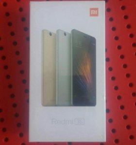 Xiaomi redmi 3s 3/32 Gray