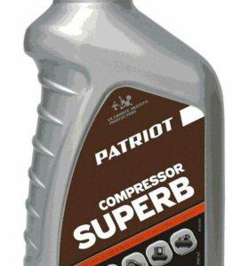 Компрессорное масло Patriot Superb