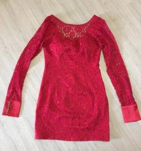 Красное платье 💣👍🖒