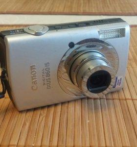 Фотоаппарат Canon IXUS 860 IS
