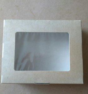 Коробка крафт картон