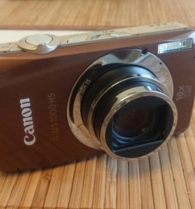 Фотоаппарат Canon IXUS 1000HS