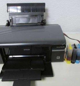 Epson p50 принтер