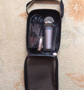 CHIAYO Mini Dynamic Microphone Impedance 600