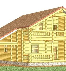 Проектирование деревянных домов, архитектор