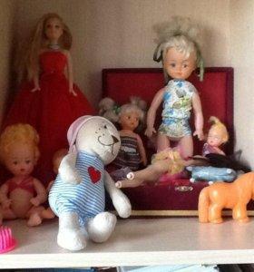 Игрушки,куклы
