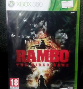 Rambo the video game на Xbox 360