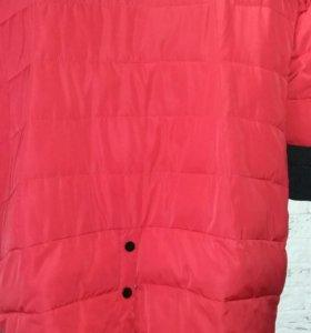 Куртка -пальто утепленная для беременных