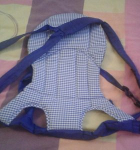 Кенгурин и слинг-шарф