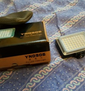 Продам свет YongNuo LED YN-0906II