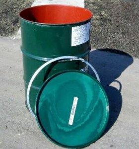 Пищевые железные бочки на 200 литров б/у ( сталь)
