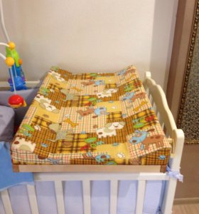 Пеленалка на детскую кроватку!