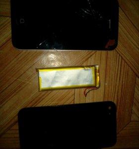 Продам на запчасти iPhone 4s 64 GB