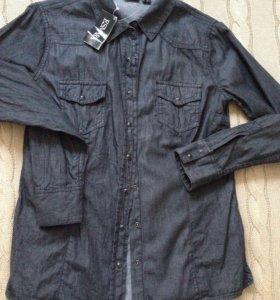 Джинсовые рубашки ESMARA